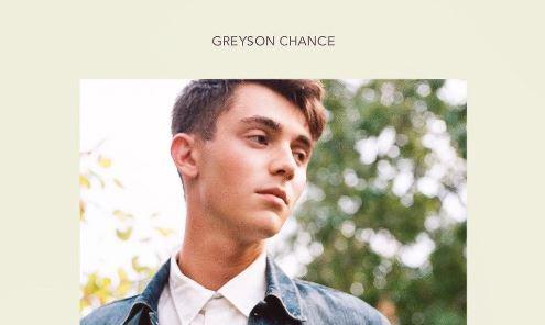 Greyson Chance \u2013 Low